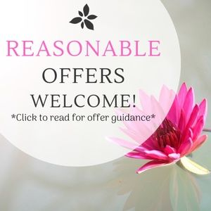 Offer Guidance/REASONABLE Offers *CLICK to read*